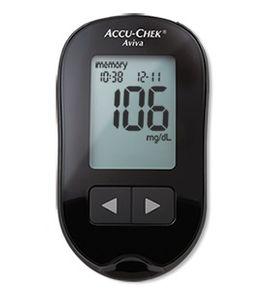 Accu-Chek - Aviva Kit Misuratore Di Glicemia (Scadenza Prodotto 30/11/2020)