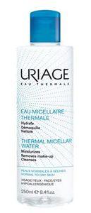 Uriage - Eau Micellaire Thermale Pelli Normali e Secche Confezione 500 Ml