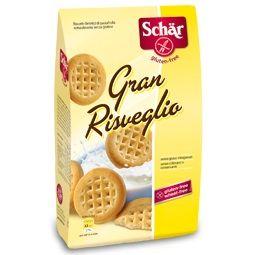 Schar - Gran Risveglio Biscotti Di Pastafrolla Senza Glutine Confezione 300 Gr (Scadenza Prodotto 25/11/2021)