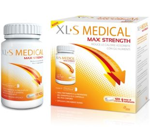 XLS - Medical Max Strength Confezione 120 Capsule