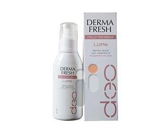 Dermafresh - Deodorante Pelle Sensibile LatteDeo Confezione 100 Ml