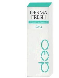 Dermafresh - Deodorante Pelle Normale Dry Confezione 100 Ml