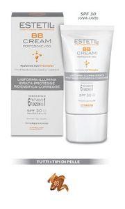 Estetil - BB Cream Crema Perfezione Viso Tonalità 3 Confezione 40 Ml