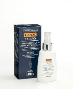 Guam - Trattamento Urto Crema Anticellulite Zone Ostinate Confezione 100 Ml