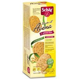 Schar - Biscotti All'Avena Senza Glutine Confezione 130 Gr (Scadenza Prodotto 08/10/2021)