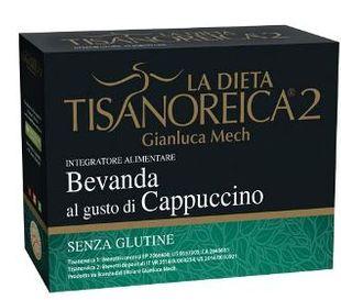 Tisanoreica - Bevanda Al Gusto Di Cappuccino 4 Preparati Confezione 4X28,5 Gr