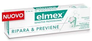 Elmex - Sensitive Professional Ripara e Previene Confezione 75 Ml