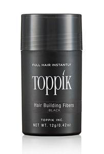 Toppik - Hair Building Fibre Colore Black Confezione 12 Gr