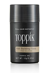 Toppik - Hair Building Fibre Colore Medium Blonde Confezione 12 Gr