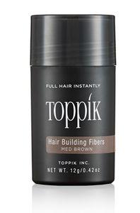 Toppik - Hair Building Fibre Colore Medium Brown Confezione 12 Gr