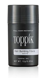 Toppik - Hair Building Fibre Colore White Confezione 12 Gr