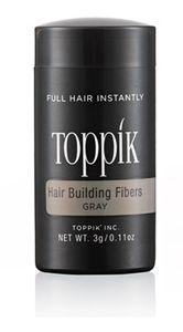 Toppik - Hair Building Fibre Colore Gray Confezione 3 Gr