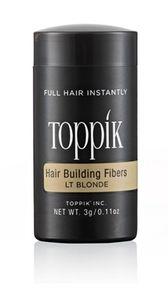 Toppik- Hair Building Fibre Colore Light Blonde Confezione 3 Gr