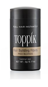 Toppik -Hair Building Fibre Colore Medium Blonde Confezione 3 Gr