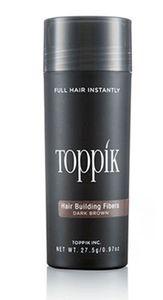 Toppik - Hair Building Fibre Colore Dark Brown Confezione 27.5 Gr