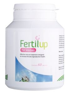 Fertilup - For Woman Per La Fertilità Di Lei  Confezione 60 Compresse
