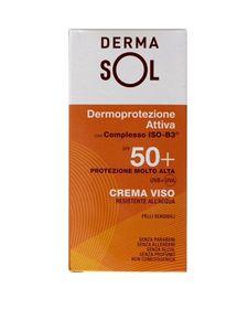 Dermasol - Crema Viso Spf 30 Confezione 50 Ml