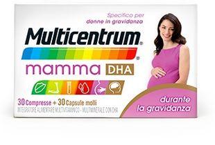 Multicentrum - Mamma DHA Confezione 30+30 Compresse