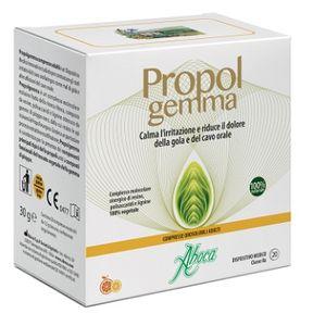 Aboca - Propolgemma Confezione 20 Compresse (Scadenza Prodotto 28/03/2022)