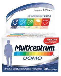 Multicentrum - Uomo Confezione 30 Compresse