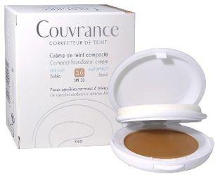 Avene - Couvrance Crema Compatta Colorata Sabbia Oil Free Confezione 10 Gr