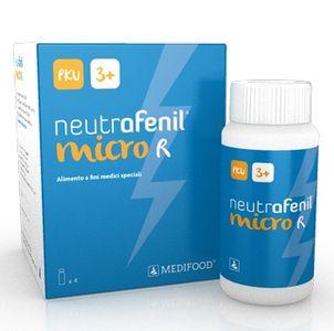 Neutrafenil - Micro R Confezione 4 Barattoli (Scadenza Prodotto 28/09/2021)