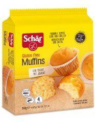 Schar - Muffins Senza Glutine Confezione 260 Gr (Scadenza Prodotto 09/06/2021)