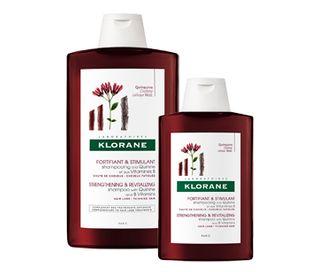 Klorane - Shampoo Chinina Confezione 400 Ml
