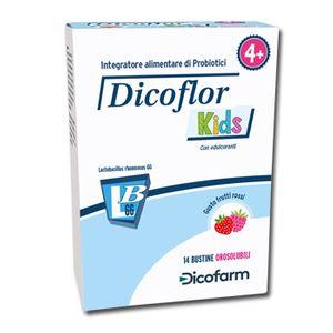 DicofIor - Kids Confezione 14 Bustine (Scadenza Prodotto 01/05/2021)