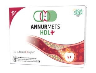 Nutraceutical & Drugs - Annurmets Hdl+ Confezione 30 Capsule