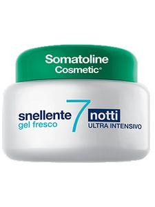 Somatoline - Crema Snellente 7 Notti Gel Confezione 400 Ml
