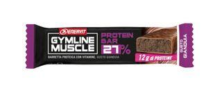 Enervit - Gymline Muscle Protein Barretta 27% Gianduia Confezione 45 Gr  (Scadenza Prodotto 17/02/2022)