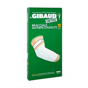 Gibaud - Bracciale Antiepicondilite Taglia  4