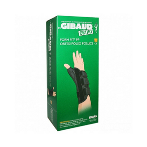Gibaud - Ortho Form Fit PP Ortesi Polso Pollice Sx Taglia 1