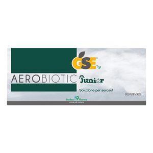 Gse - Aerobiotic Junior Confezione 10 Fiale