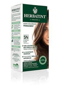 Herbatint - 5N Castano Chiaro Confezione 135 Ml