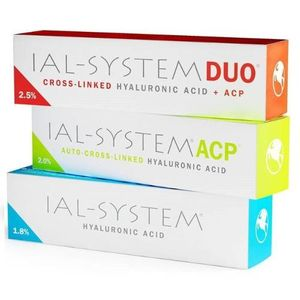 Ial system - Acp 2,0% Confezione 1 Siringa Fiala Preriempita 1 Ml