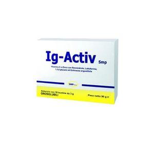 Ig-Activ Smp - Confezione 30 Bustine