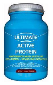 Ultimate - Active Protein Cacao Confezione 450 Gr