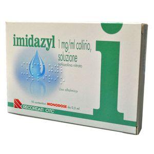 Imidazyl - Collirio Confezione 10 Fiale