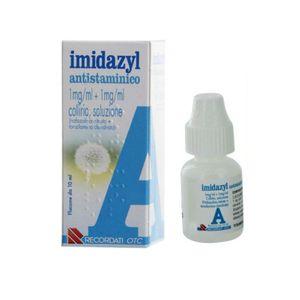 Imidazyl - Antistaminico Collirio Confezione 10 Ml