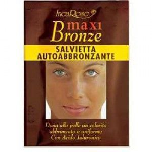 Incarose - Maxi Bronze Salvietta Autoabbronzante