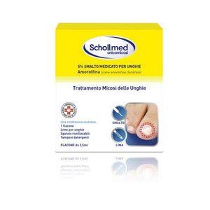 Schollmed - Onicomicosi 5% Confezione 2,5 Ml