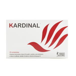 Kardinal - Confezione 20 Compresse