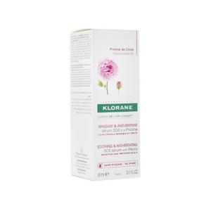 Klorane - Siero Sos Peonia Confezione 65 Ml