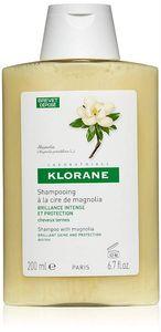 Klorane - Shampoo Cera Magnolia Confezione 200 Ml