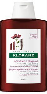 Klorane - Shampoo Chinina E Vitamina B Confezione 400 Ml