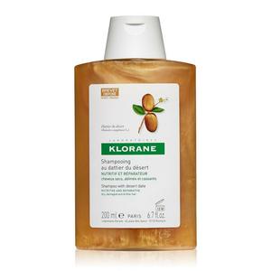 Klorane - Shampoo Dattero Del Deserto Confezione 400 Ml
