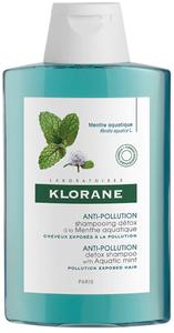 Klorane - Shampoo Menta Acquatica Confezione 200 Ml