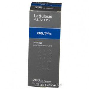 Lattulosio - Sciroppo Confezione 200 Ml